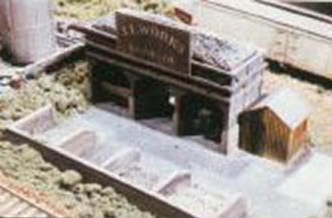 J.E. Work's Gravel Yard Kit