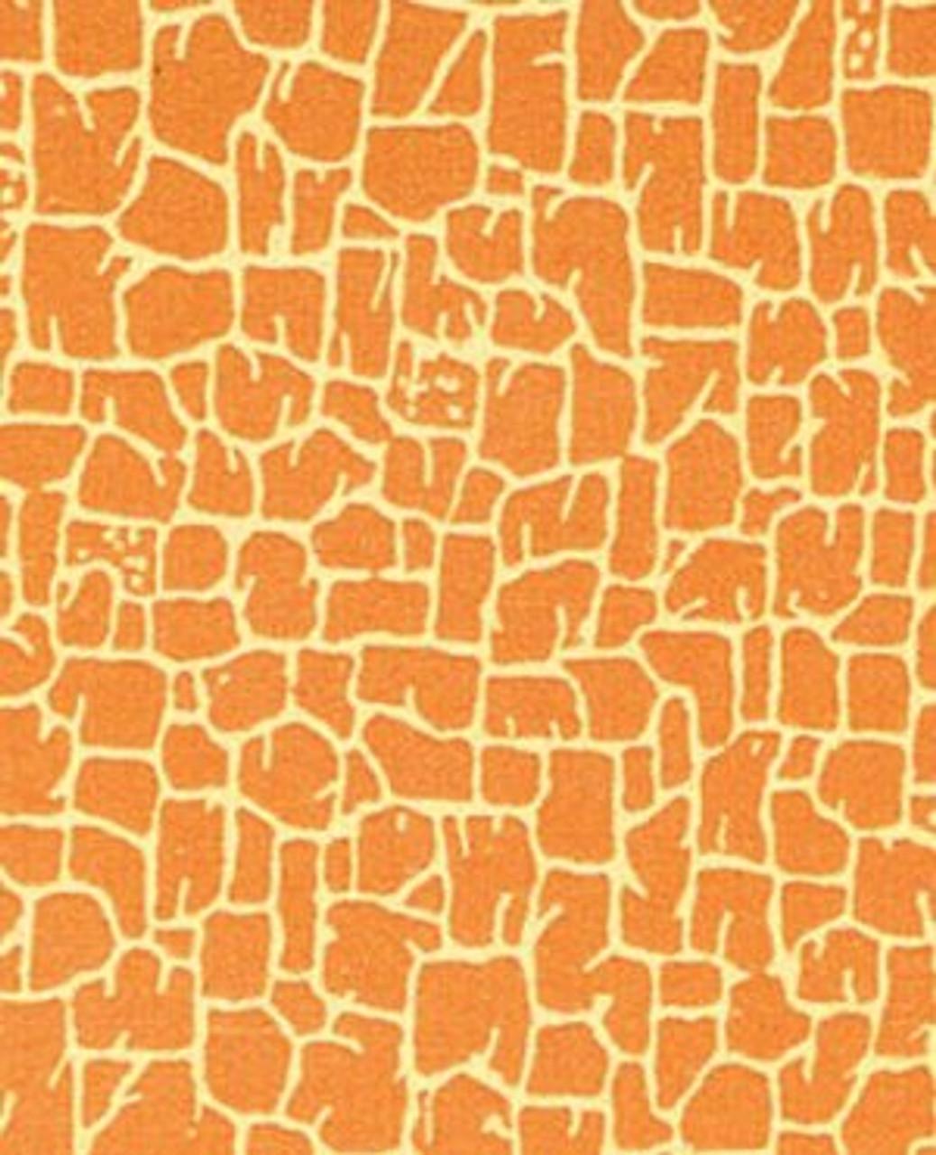 Brown Rubble Stone Facing Paper