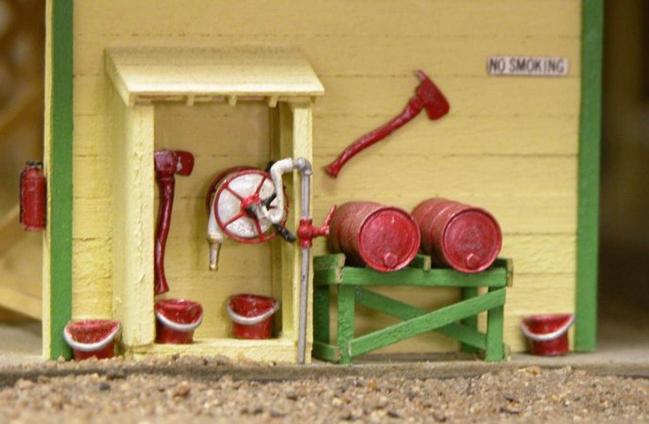 Fire Equipment Stand Kit