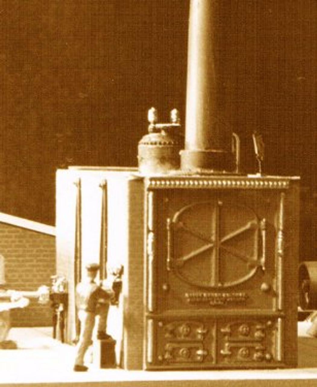Baker Hi Steam Boiler Kit