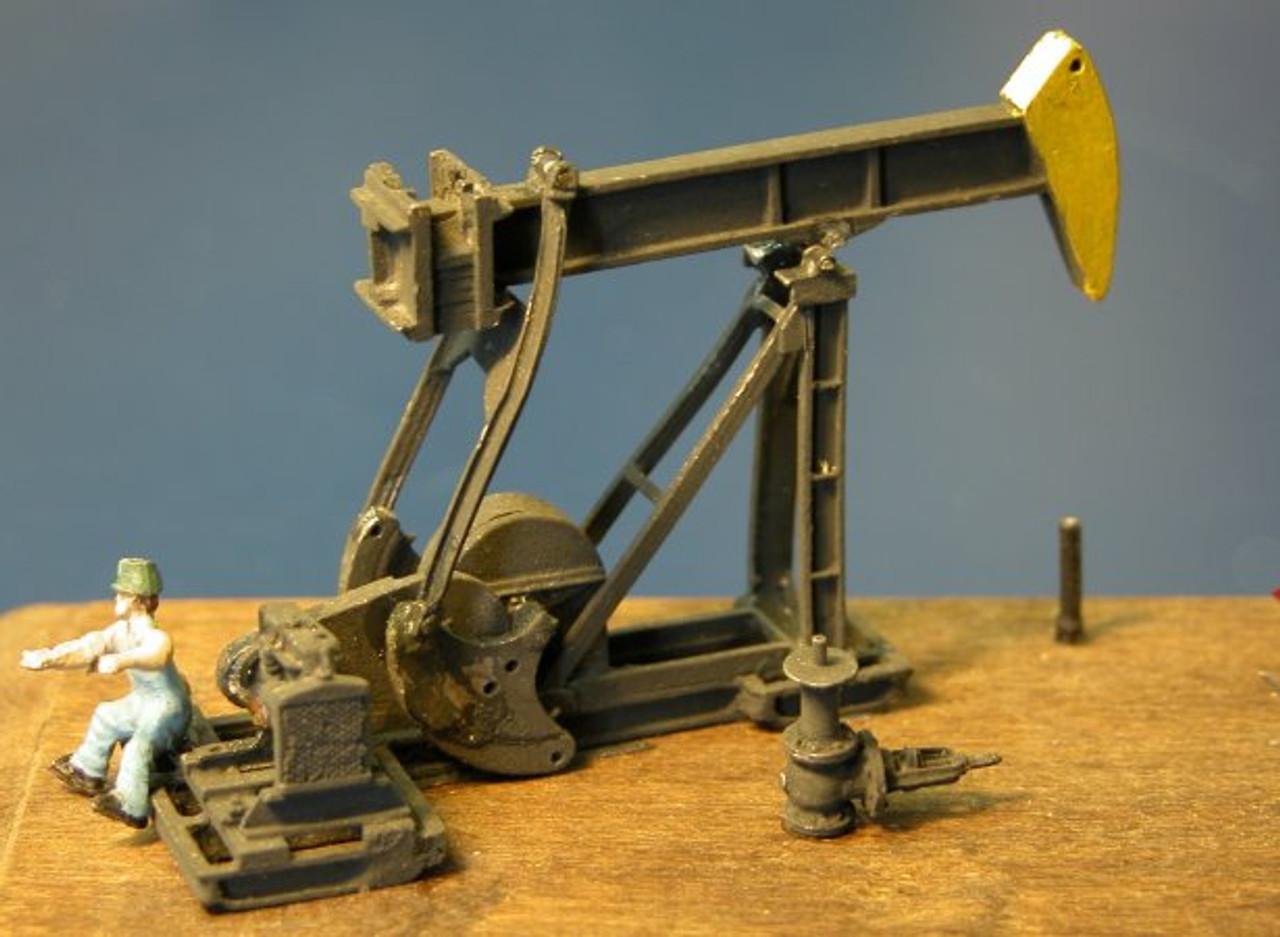 Jensen Oil Pump