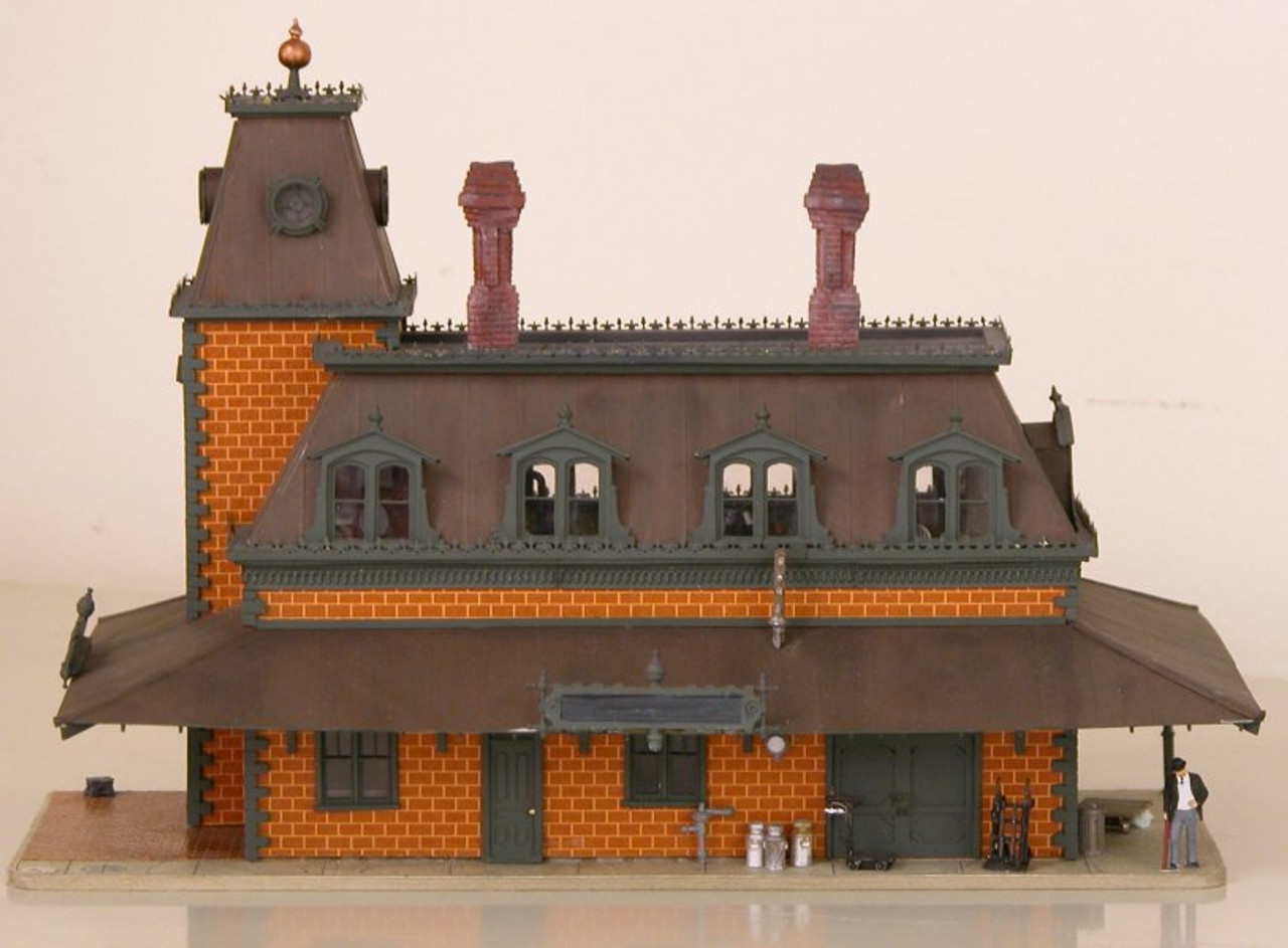 Victorian Station Kit