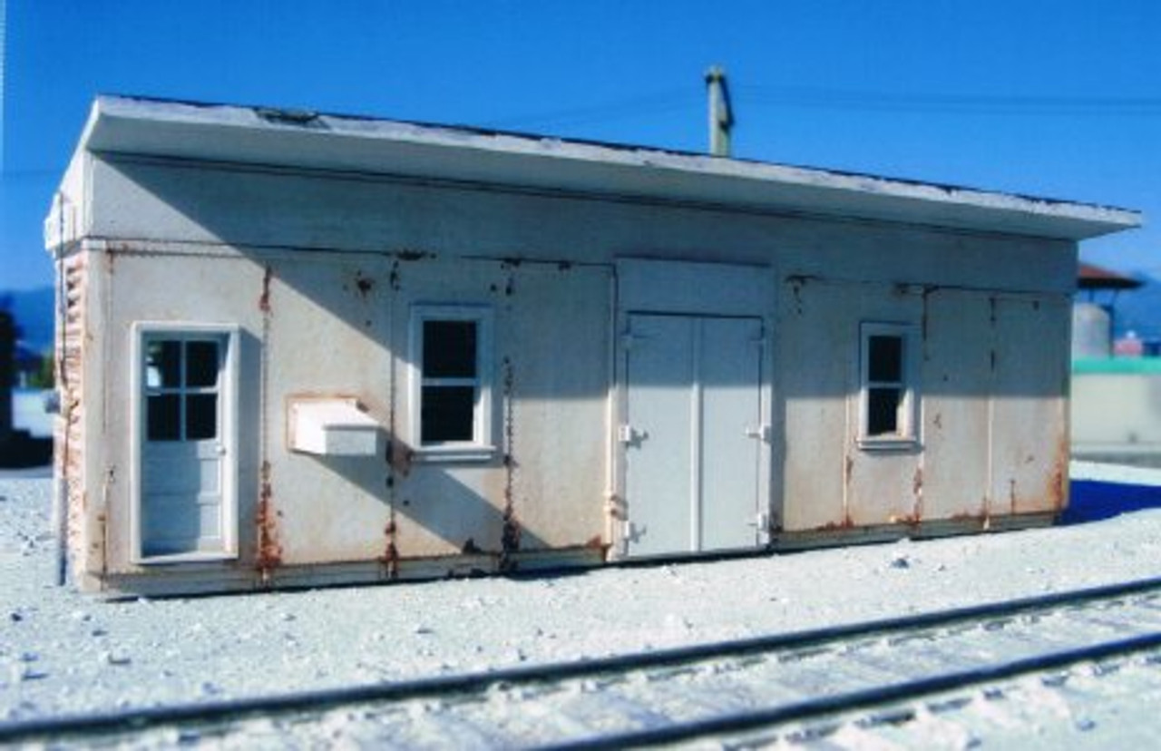 Boxcar Depot Kit