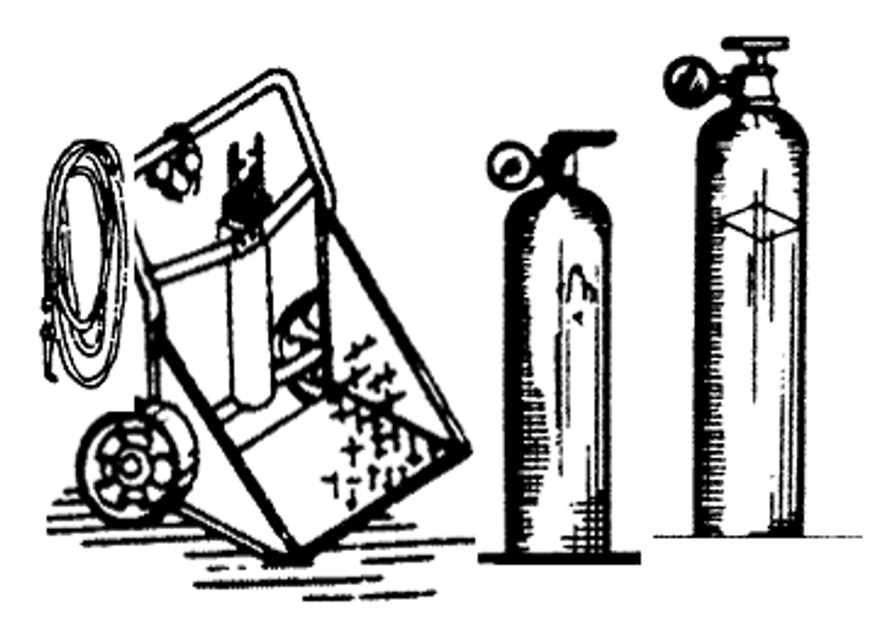 Oxygen & Acetylene Welding Set