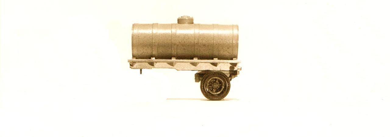 1930's Tanker Trailer