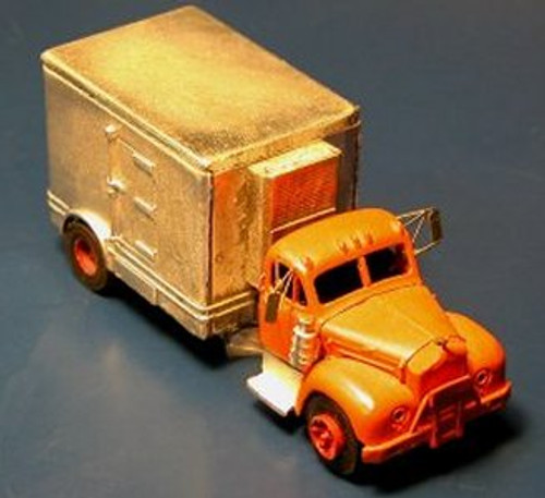 1953-64 Mack B42 / B61 Truck with Refrigerated Van Body Kit