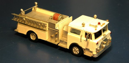 1968-88 Mack CF Firetruck with NYC Pumper Body Kit