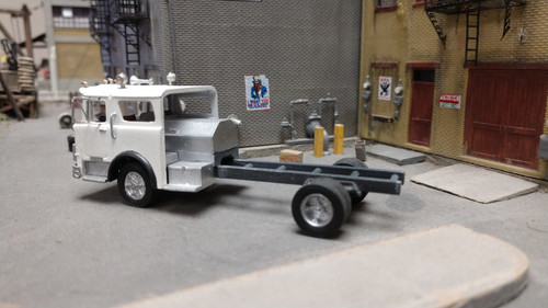 1968-88 Mack CF 2 or 4 Door Enclosed Cab Fire Truck Kit
