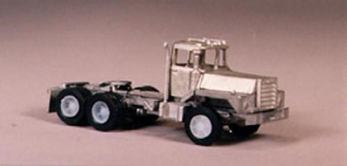 1966 Mack DM-800 (Offset Cab) Tractor Truck Kit