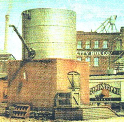 Steel Water Tank Kit