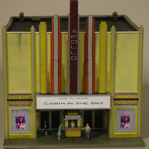 Art Deco Movie Theater Kit