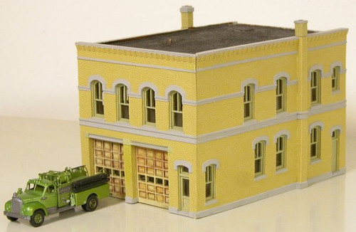 Victoria Falls Firehouse Kit