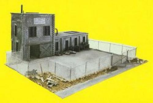 Chain Link Fence & Gates Kit