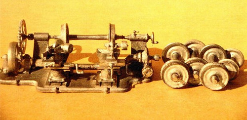 Standard / Narrow Gauge Wheel Grinder Lathe Kit