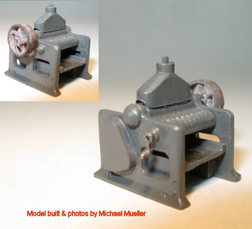 """24"""" Planer Kit with Overhead Belt Drive"""