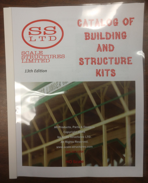 Scale Structures LTD Catalog - HO Scale