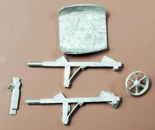 Antique Wheel Barrow Kit