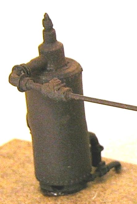 Gas Oil Separator Unit