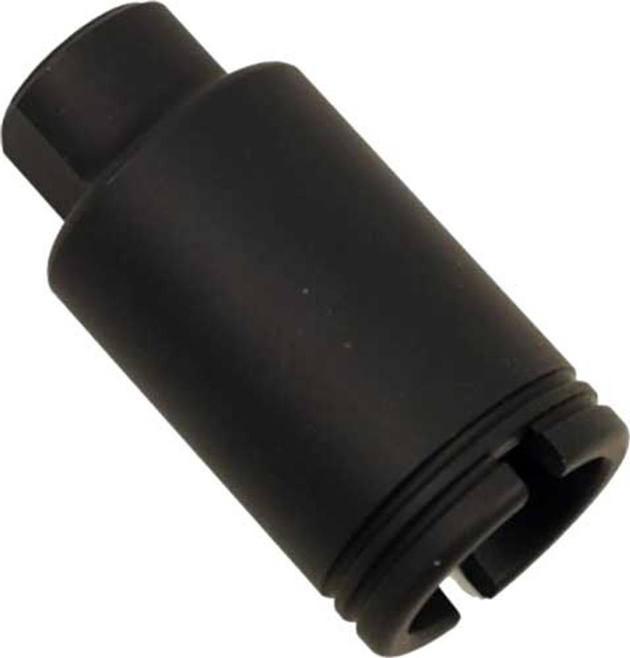 Guntec Ar15 Micro Flash Can Slim Profile Black