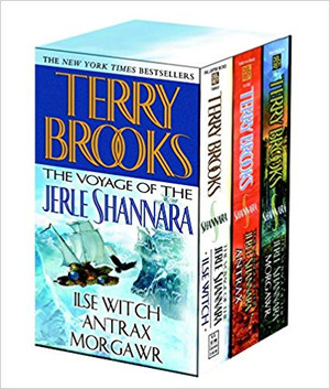 The Voyage of the Jerle Shannara (3 Volumes Set) Mass Market Paperback