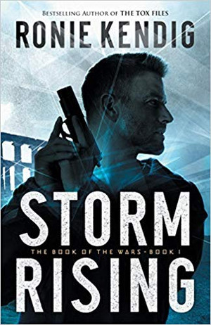 Storm Rising (The Book of the Wars - Book 1) SIGNED
