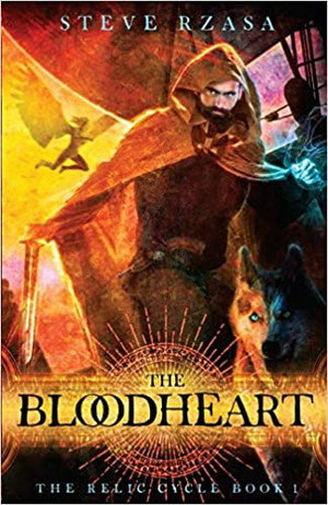 The Bloodheart (The Relic Cycle Book 1)