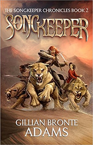 Songkeeper (Songkeeper Chronicles Book 2)