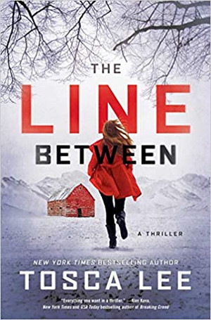 The Line Between - Hardcover (w/ signed bookplate)