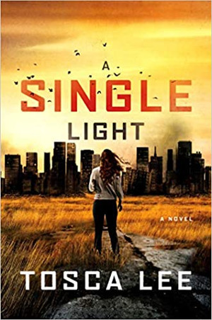 A Single Light: A Thriller (Book 2 - The Line Between series) (Hardcover)(w/Signed Bookplate)