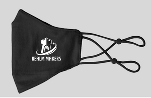 Realm Makers Mask - Black