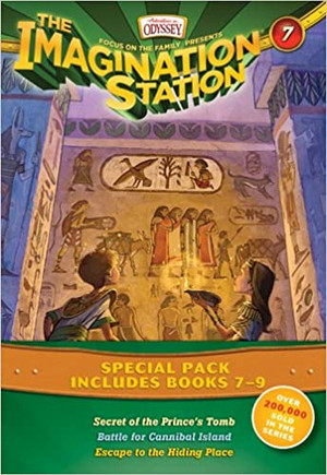 Imagination Station Special Pack: Books 7-9