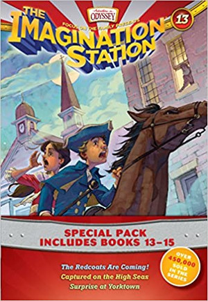Imagination Station Special Pack: Books 16-18