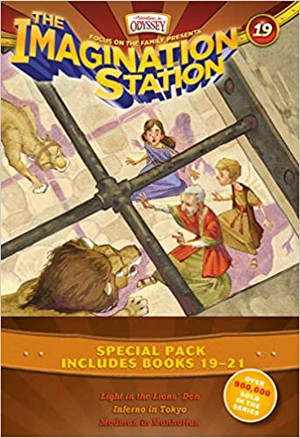Imagination Station Special Pack: Books 19-21