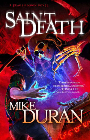 Saint Death (Reagan Moon Book 2)