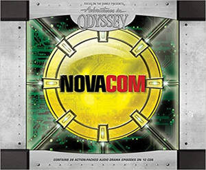 Novacom Saga: 10 Hours of Action-Packed Audio Drama (Adventures in Odyssey) Audio