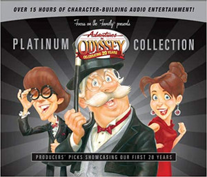 AIO Platinum Collection: Producers' Picks Showcasing Our First 20 Years (Adventures in Odyssey) Audio CD