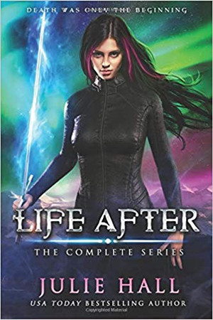 Life After - The Complete Series (Books 1-4) - Hardcover