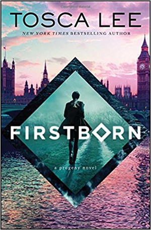 Firstborn (Descendants of the House of Bathory 2) (w/signed bookplate)