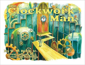 The Clockwork Man (Hardcover)