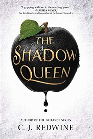 The Shadow Queen (Ravenspire Book 1) - Hardcover