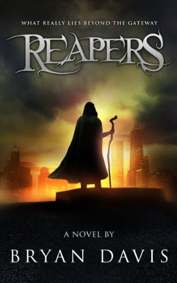 Reapers (Book 1 of the Reapers Trilogy) SIGNED