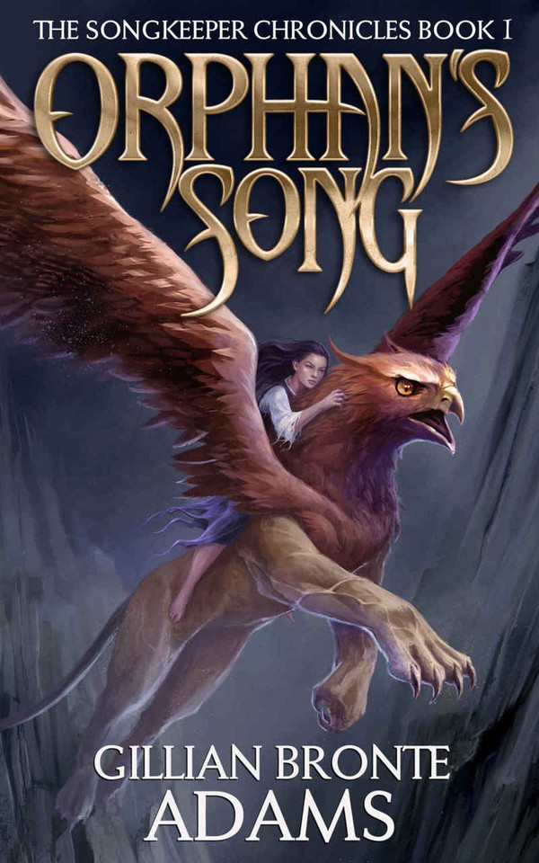 Orphan's Song (The Songkeeper Chronicles Book 1)