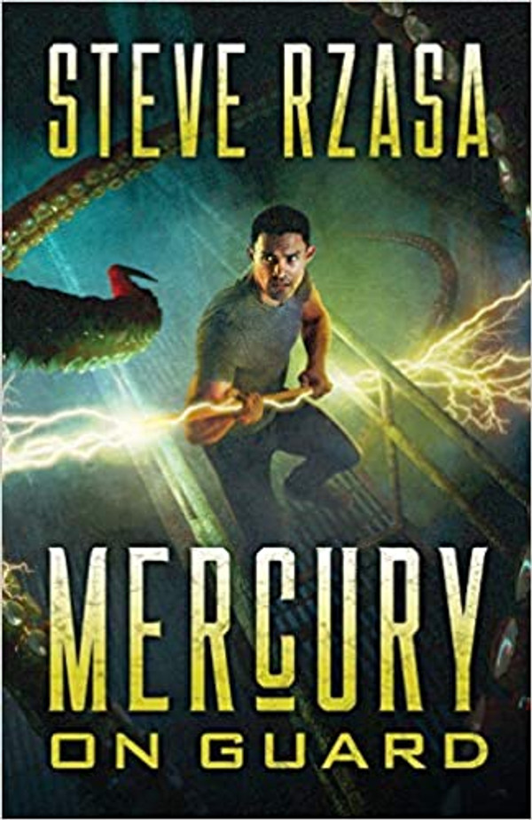 Mercury on Guard (Mercury Hale - Book 1)