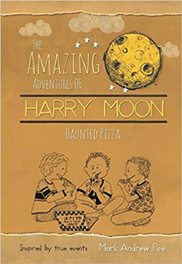 Haunted Pizza (The Amazing Adventures of Harry Moon)