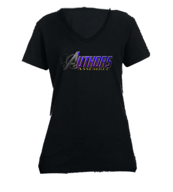 Ladies V-neck (Not available in 3XL)