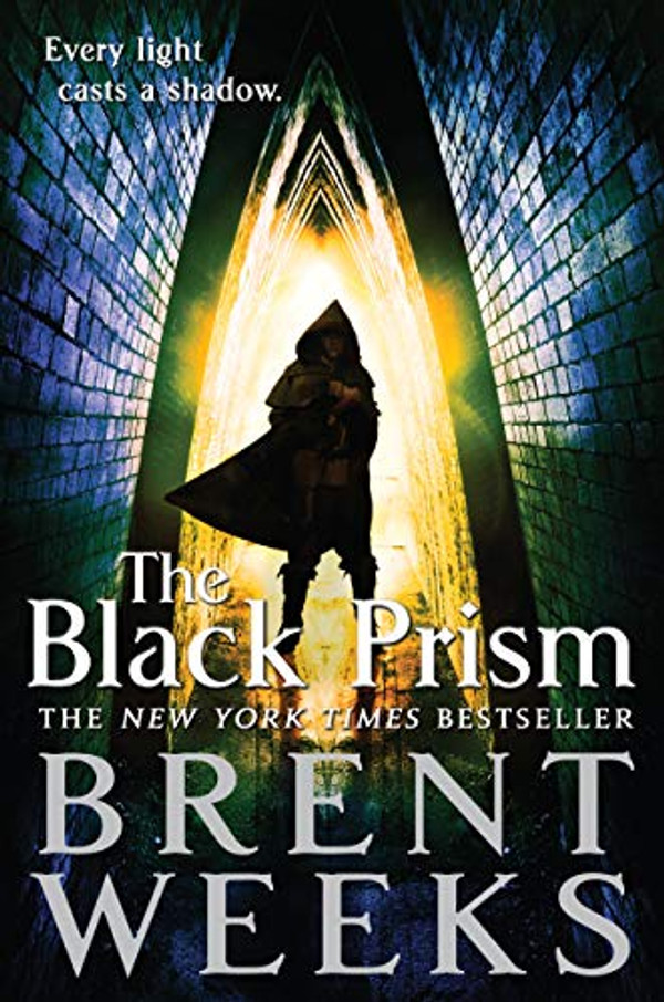 The Black Prism (Lightbringer) (SIGNED)