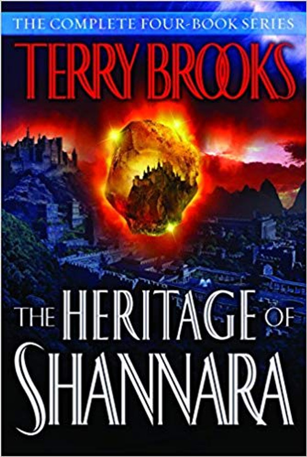 The Heritage of Shannara (The Complete Four Book Series) - Hardcover