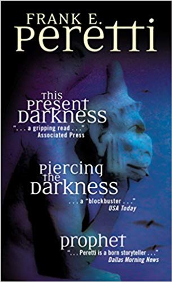 Peretti Three-pack (This Present Darkness, Piercing the Darkness, and Prophet)