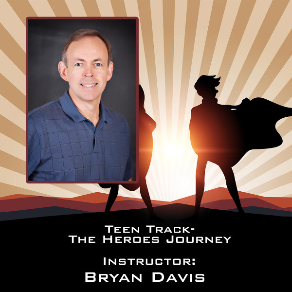 2019 CS3 Teen Track - The Hero's Journey - Bryan Davis