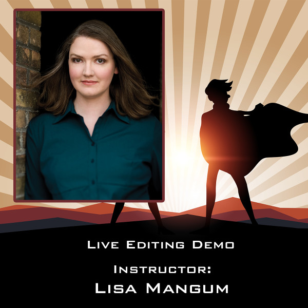 2019 E3 Live Editing Demo - Lisa Mangum